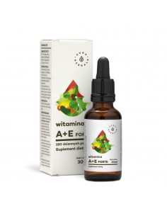 Witamina A + E Forte - 30 ml