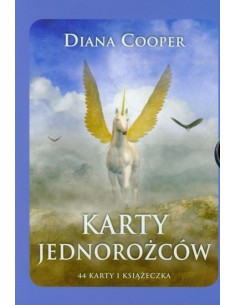 Karty Jednorożce Diana Cooper